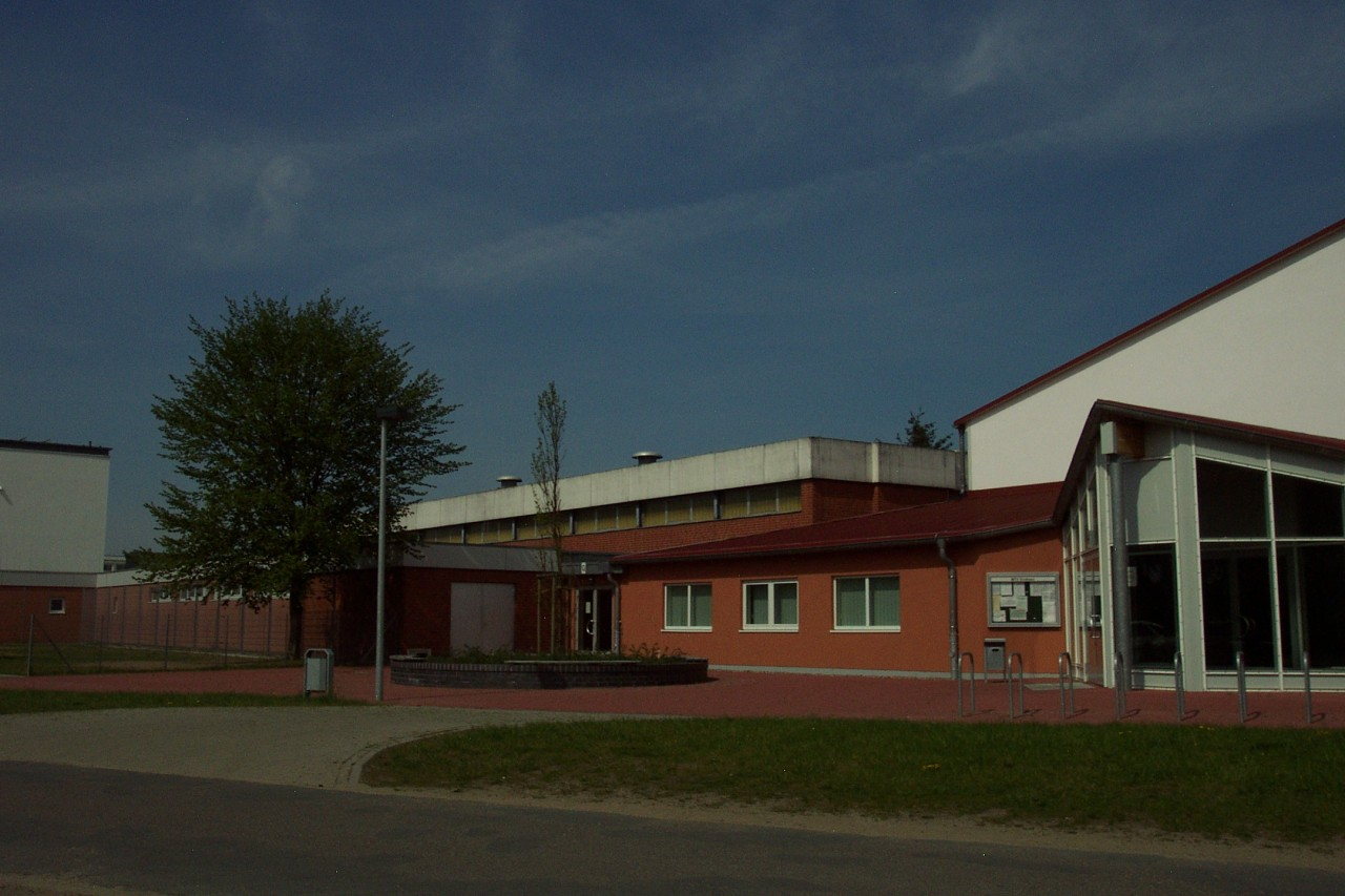 Sporthalle in Embsen